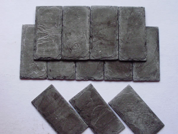 1 35 Scale Slate Roof Tiles Mould 1350031